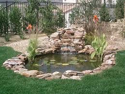 Small Backyard Pond Ideas Backyard Pond Designs Backyard Pond Ideas Back Yard Pond