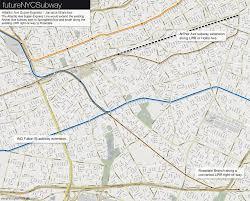 Lirr Train Map The Futurenycsubway Tribororx U0026 Atlantic Ave Express