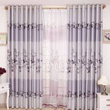 lilac bedroom curtains romantic lilac and gray polyester room darkening bedroom curtains