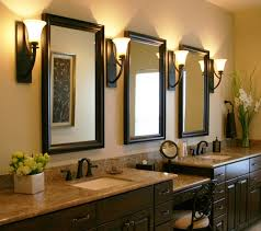 Framed Mirrors For Bathroom Mirrors Interesting Framed Vanity Mirrors Large Framed Bathroom