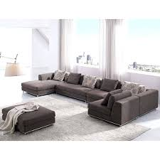 White Sectional Sofa With Chaise Sectional White Fabric Sectional Sofa With Chaise White