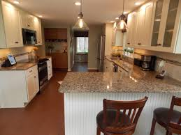 Cherry Kitchen Ideas Cambria Canterbury Countertops American Olean Arbor House Warm