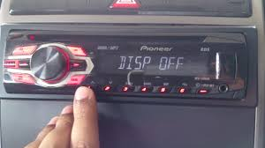 diy tune fm radio stations into car stereo pioneer single din