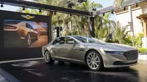 aston martin lagonda interior aston martin lagonda taraf launched in dubai could be sold worldwide
