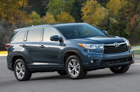 toyota highlander 2015 2014 toyota highlander specs and photos strongauto