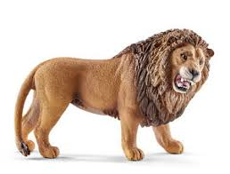 lion figurine schleich 14726 lion animal model figurine nip ebay