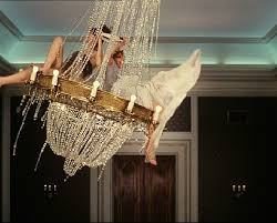 The Chandelier Swing From The Chandelier The Wonderist
