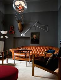 Industrial Look Living Room by Raw Beauty