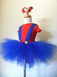 Mario Luigi Halloween Costume 88 Diy Sew Tutu Costumes Tutu Costumes Mario