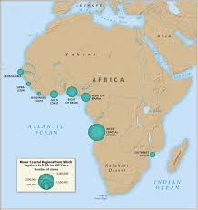 africa map by year introductory maps