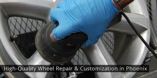 wheel repair u0026 customization phoenix az dent wizard