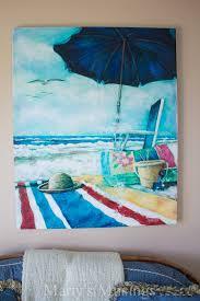 beach house decorating