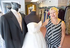 for sale a shop full of wedding u2014 and prom u2014 memories