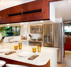 Contemporary Kitchen Decorating Ideas by Modern White Marble Fitting Kitchen Worktops Ideas For