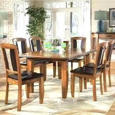two tone dining table set two toned dining room sets furniture of sheila rustic two tone