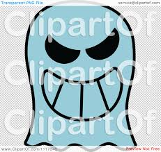cartoon ghost halloween background cartoon of a halloween ghost with a naughty grin royalty free