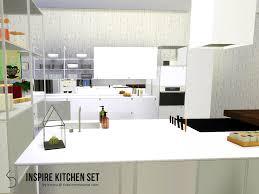 kitchen set furniture k omu s inspire kitchen set