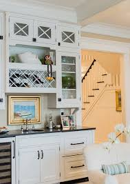 Kitchen Bar Cabinet Ideas by Classic Family Home With Coastal Interiors Home Bunch U2013 Interior