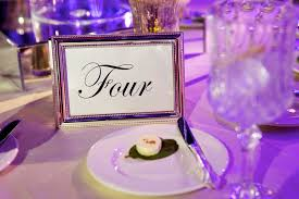 silver frames for wedding table numbers invitations more photos script font table number in silver frame