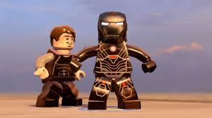 lego marvel u0027s avengers all iron man characters tony stark