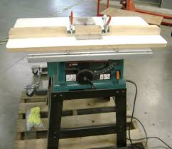 table saw mobile base 8 1 4 makita 2702 table saw set up for fret slotting includes