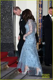 kate middleton dresses pregnant kate middleton gives us elsa vibes in icy blue dress