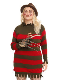 Ms Krueger Halloween Costume Krueger Halloween Costume