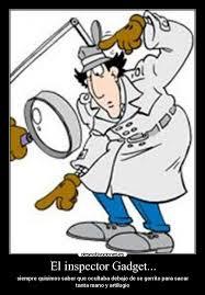 el inspector gadget desmotivaciones