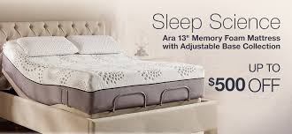 Twin Beds Science Of Sleep by Mattresses Costco