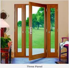 Single Patio Door Vented Sidelight Patio Doors Design Features Neuma Doors