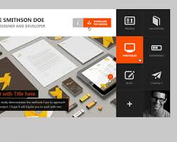 virtual business card template image collections templates