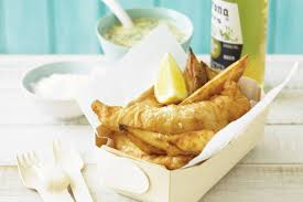 light batter for fish beer battered fish and chips