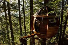 Top 10 Spectacular Tree Houses in The World  Fundabook