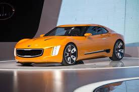 why kia should build the gt4 stinger automobile magazine