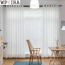 White And Yellow Curtains Quality Dodechedron Solid Color 1 Pcs White Yellow Curtains Living
