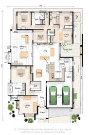 Louvre Floor Plan by Display Home Walk Through