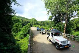 kerala jeep welcome to district tourism promotion council pathanamthitta