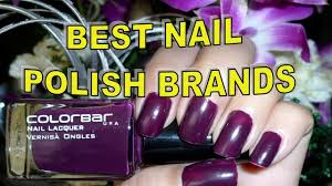 top 5 best nail polish brands in india 2016 with price youtube