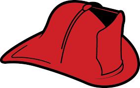 fireman hat clipart u2013 101 clip art