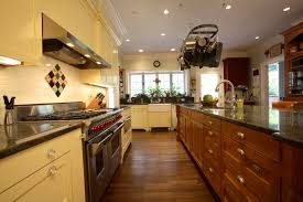 what color floor goes with brown cabinets 34 kitchens with wood floors pictures home stratosphere