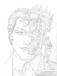 two face sketch by tshorty11 on deviantart