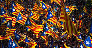 catalan independence referendum government says 90 percent voted