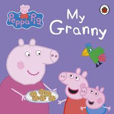 peppa pig granny book bedtime story