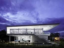 modern cube shaped house architecture design idea home wood