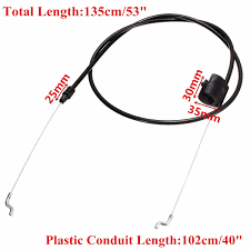 engine zone control cable for mtd lawn mower 746 1130 946 1130 ebay