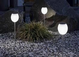 Home Depot Solar Landscape Lights Decorate The Garden With Solar Landscape Lights Cement Patio