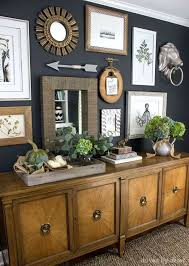 Ideas For Dining Room Wall Decor - best 25 navy dining rooms ideas on pinterest blue dining tables