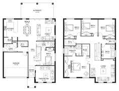 floor plans for new homes 6 bedroom house plans perth corepad info perth