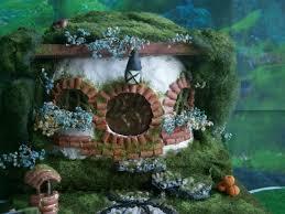 hobbit house diorama hobbiton ooak fantasy house by mundomagico