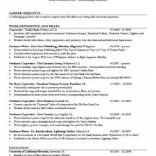 career objective for marketing resume resume objective management